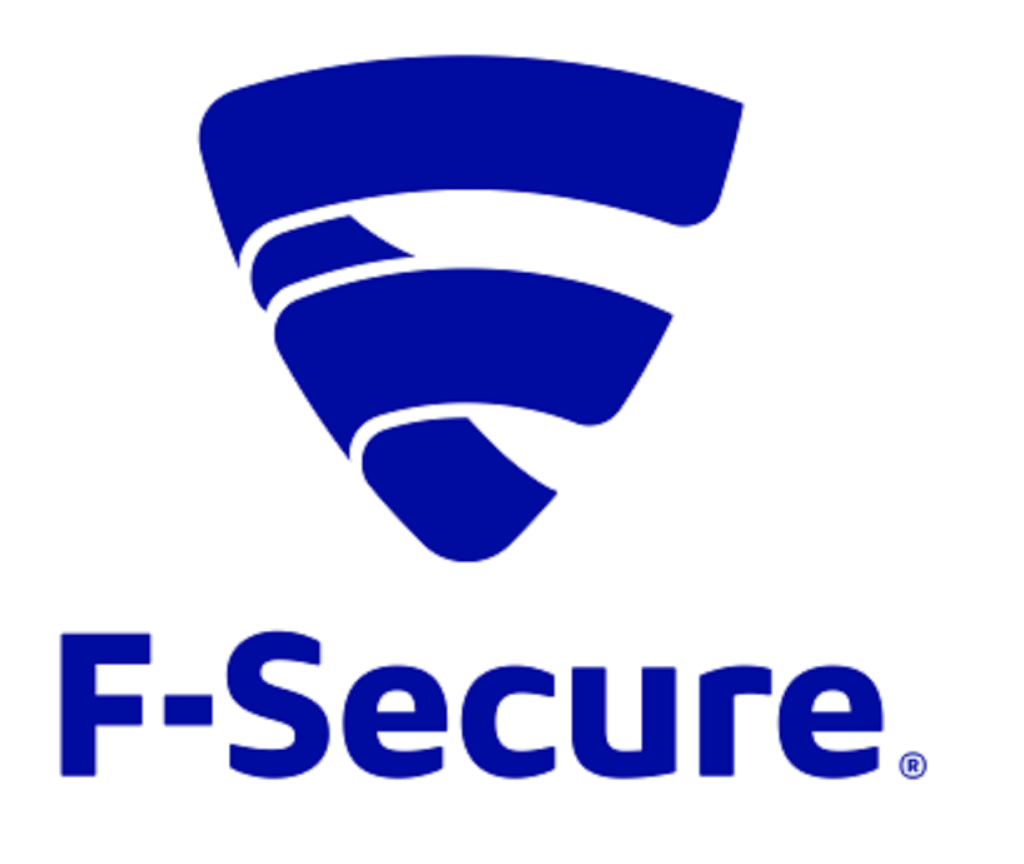 logotipo F-Secure antivirus