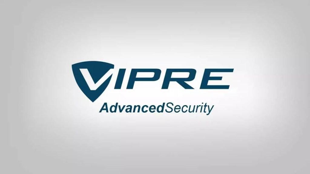 logotipo SEGURIDAD AVANZADA VIPRE antivirus