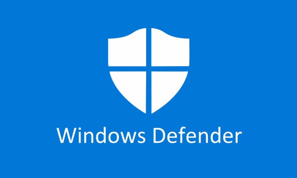 logotipo WINDOWS DEFENDER antivirus