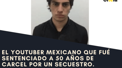 Photo of Youtuber Mexicano sentenciado a cárcel, 50 años por un secuestro