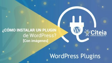 Photo of ¿Cómo instalar un plugin de WordPress? [Con imágenes]