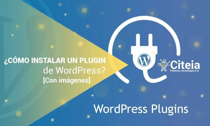 Cómo instalar un plugin de WordPress portada de artículo
