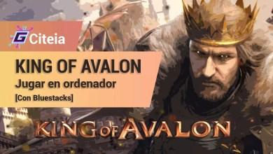 jugar king of Avalon en pc gratis portada de artículo