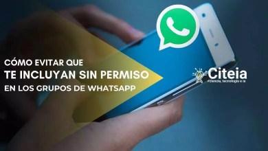 Photo of Cómo evitar que te incluyan sin permiso en los grupos de Whatsapp