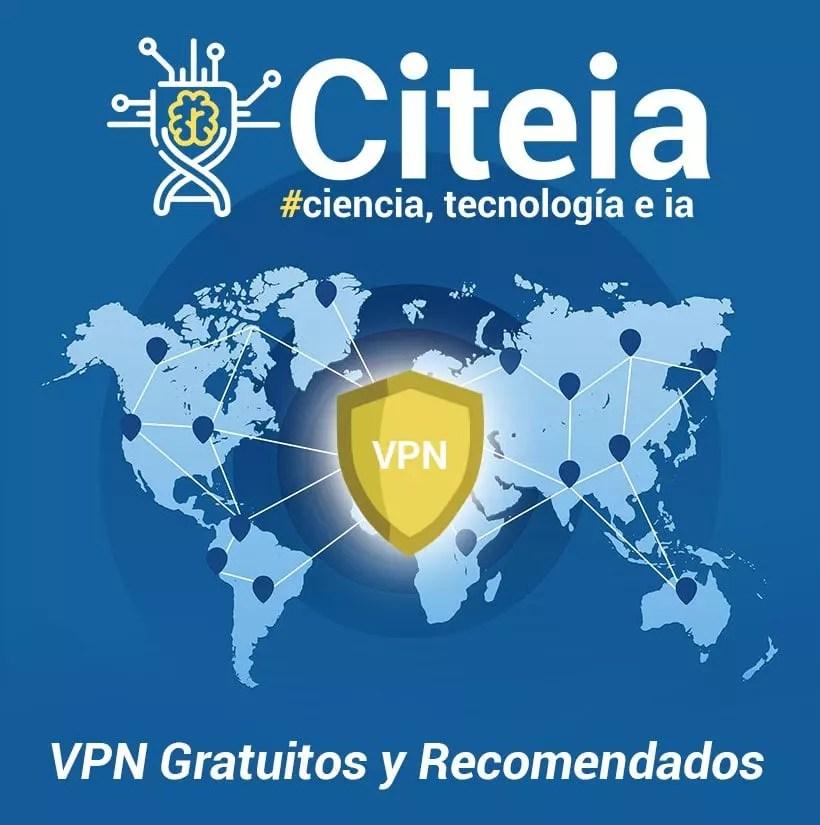 VPN's gratuitos mejor recomendados portada de articulo