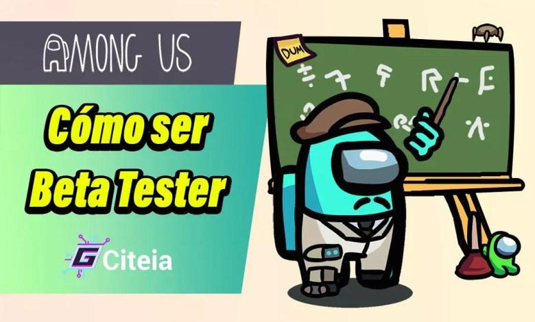 cómo ser beta tester de among us portada de articulo