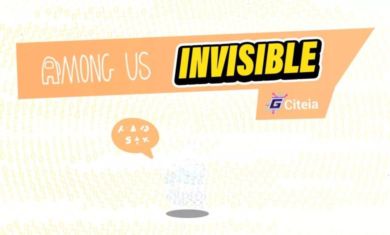 Descargar mod invisible para among us portada de articulo