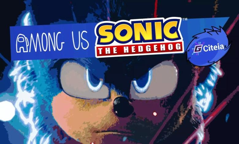 Mod de Sonic para Among Us portada de artículo