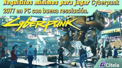 Requisitos mínimos para jugar Cyberpunk 2077 en Pc portada de articulo