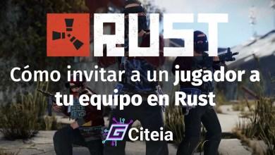Cómo invitar a un jugador a tu equipo en Rust portada de artículo