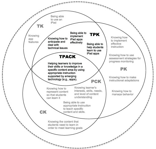 TPACK in Special Education: Preservice Teacher Decision