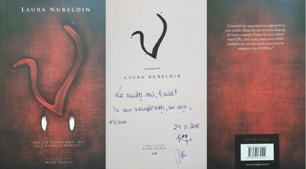 V - Revertis 2 - Laura Nureldin
