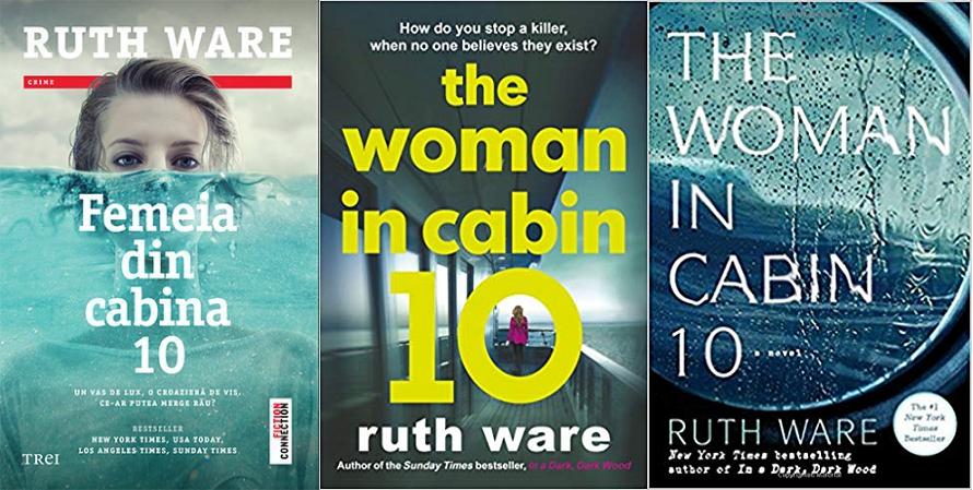 Femeia din cabina 10 – Ruth Ware