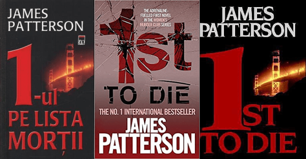 1-ul pe lista mortii (1st to die) - James Patterson
