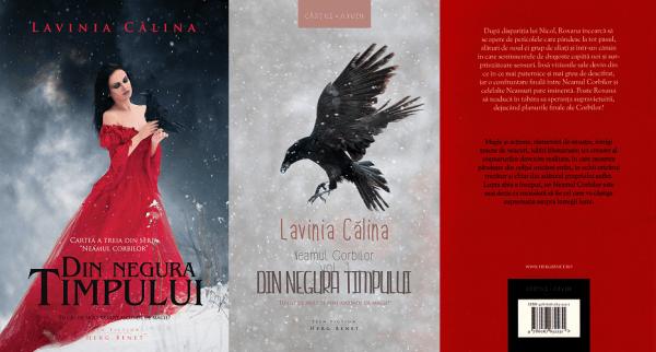 Din negura timpului - Neamul Corbilor vol 2 - Lavinia Calina