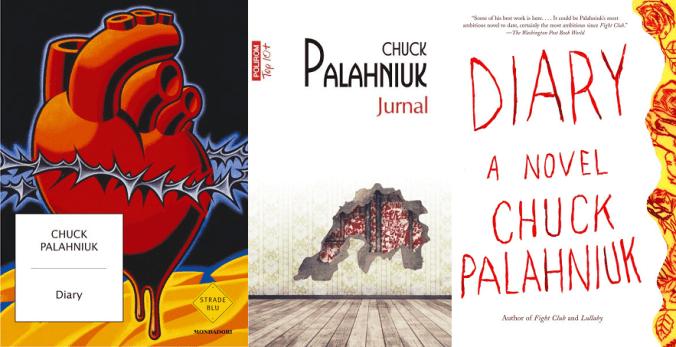 Jurnal (Diary) - Chuck Palahniuk