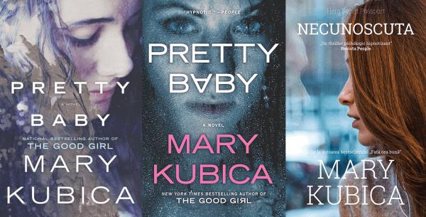 Necunoscuta (Pretty Baby) - Mary Kubica