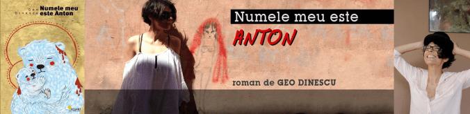Numele meu este Anton - Geo Dinescu