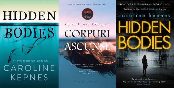 Corpuri ascunse (Hidden Bodies) - Caroline Kepnes