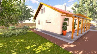 O casa ca in povesti aia proiect