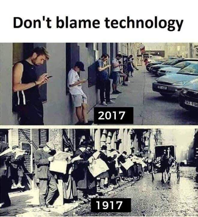 Tehnologia nu te face antisocial