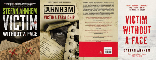 Victima fara chip (Victim without a face) - Fabian Risk 1 - Stefan Ahnhem