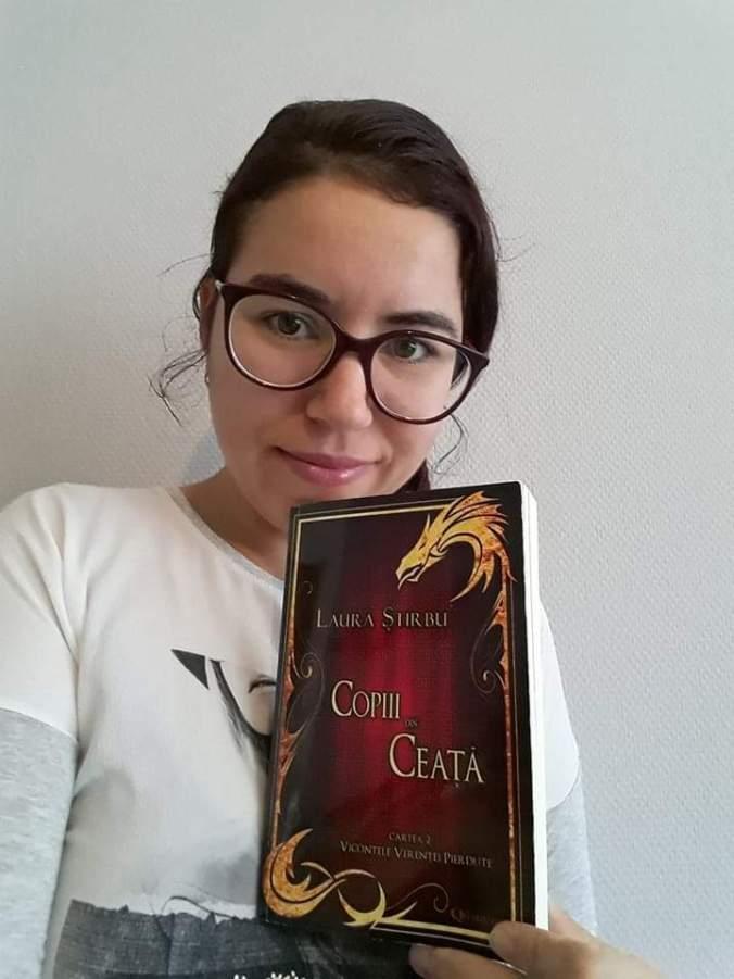 Cornelia Tudusciuc Citim autori români