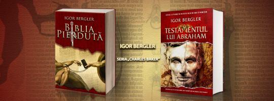 Igor Bergler Biblia Pierduta Testamentul lui Abraham