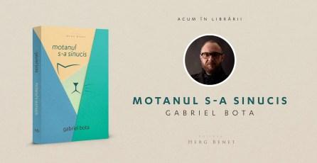 Motanul s-a sinucis - Gabriel Bota