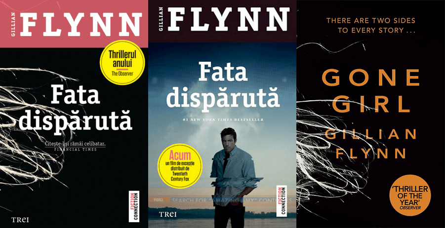 Fata disparuta (Gone Girl) – Gillian Flynn