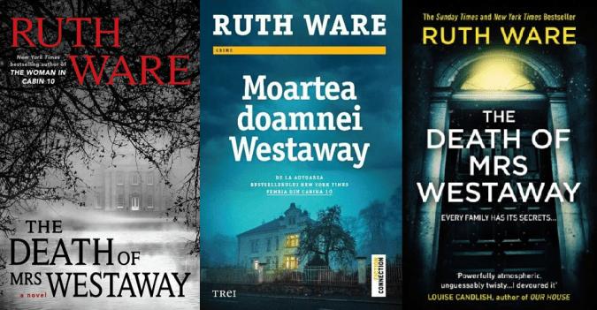 Moartea doamnei Westaway (The Death of Mrs. Westaway) - Ruth Ware