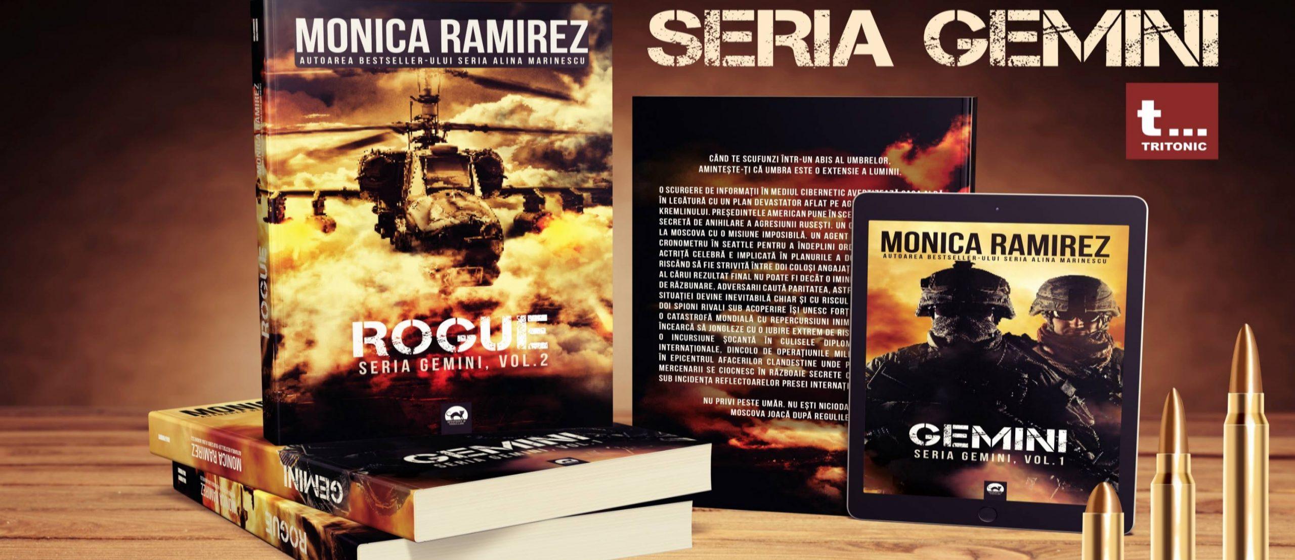 Rogue Gemini Vol 2 de Monica Ramirez