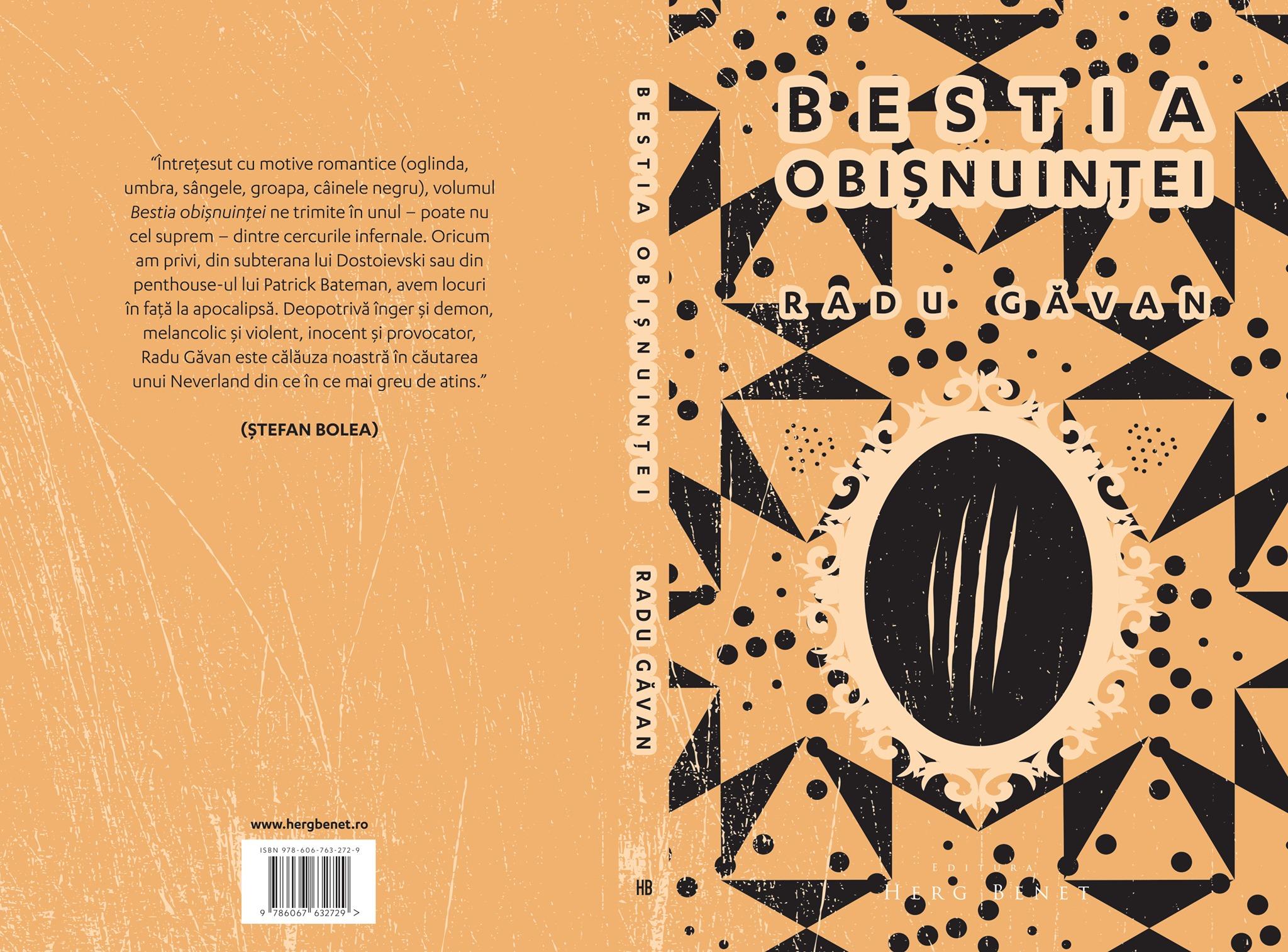 Bestia Obisnuintei – Radu Gavan
