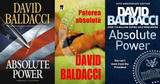 Puterea absoluta (Absolute Power) - David Baldacci