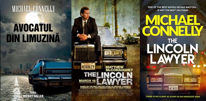 Avocatul din limuzina (Mickey Haller vol 1) - Michael Connelly