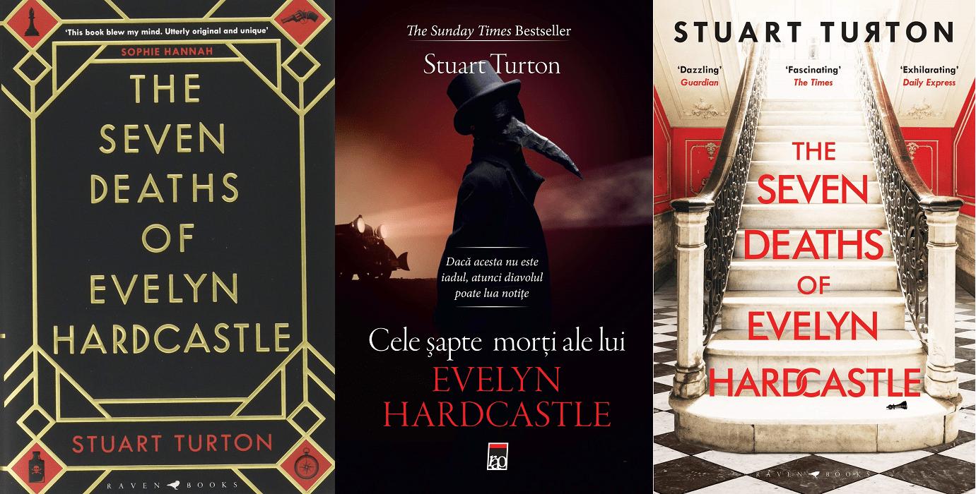 Cele sapte morti ale lui Evelyn Hardcastle – Stuart Turton