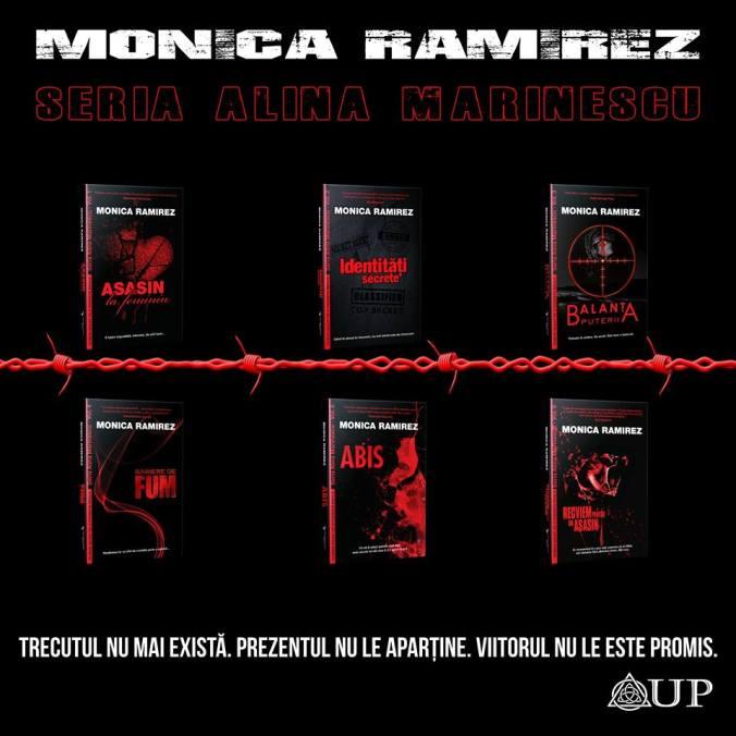 Balanta puterii (Alina Marinescu vol 3) – Monica Ramirez