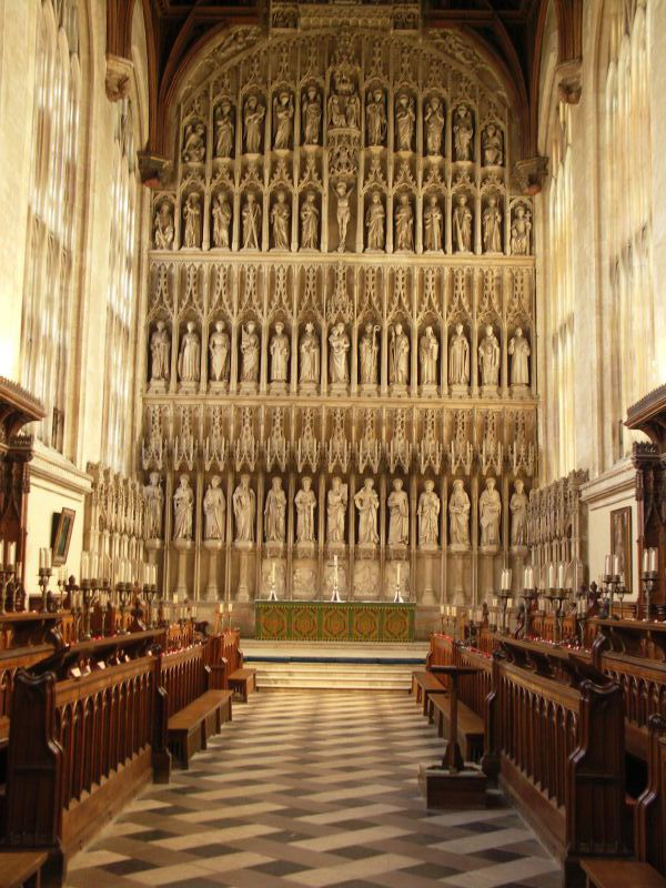 New College Chapel, Oxford