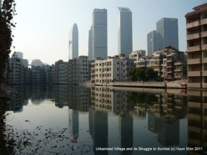 Urbanised Village and its Struggle to Survive by Hyun Shin
