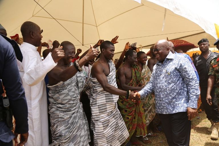 president-akufo-addo-at-the-grounds-of-the-event