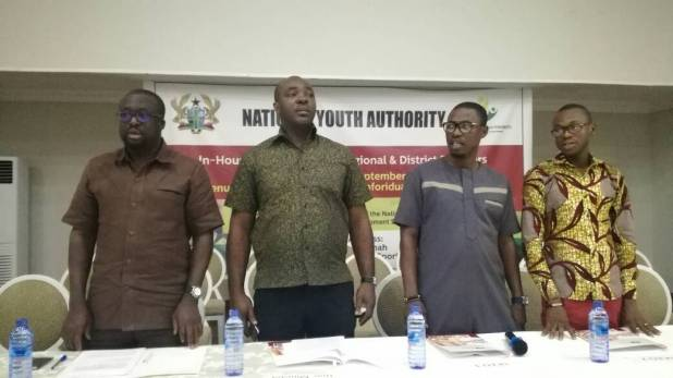 NYA holds workshop for regional, district directors