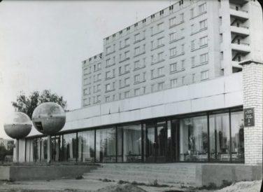 Ул. Мечникова, библиотека им. П. Заломова