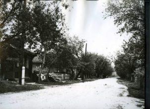 Краснобаковский переулок, конец 1980-х гг.