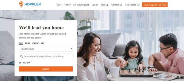 Hoppler | Philippine Real Estate Property Finder