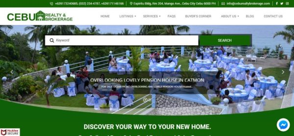 Cebu Realty and Brokerage | Philippine Real Estate Property Finder