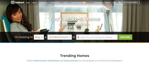 ZipMatch | Philippine Real Estate Property Finder