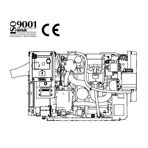 kohler confidant 7 generator wiring diagram