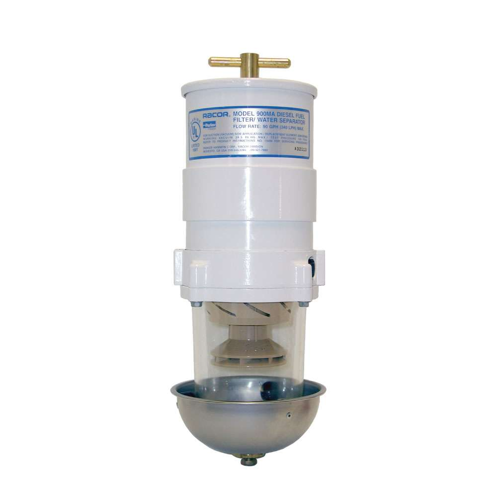 medium resolution of racor 900ma fuel filter