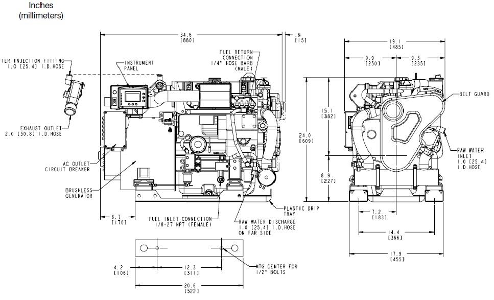 Westerbeke Generator Wiring Diagram Taylor Wiring Diagram