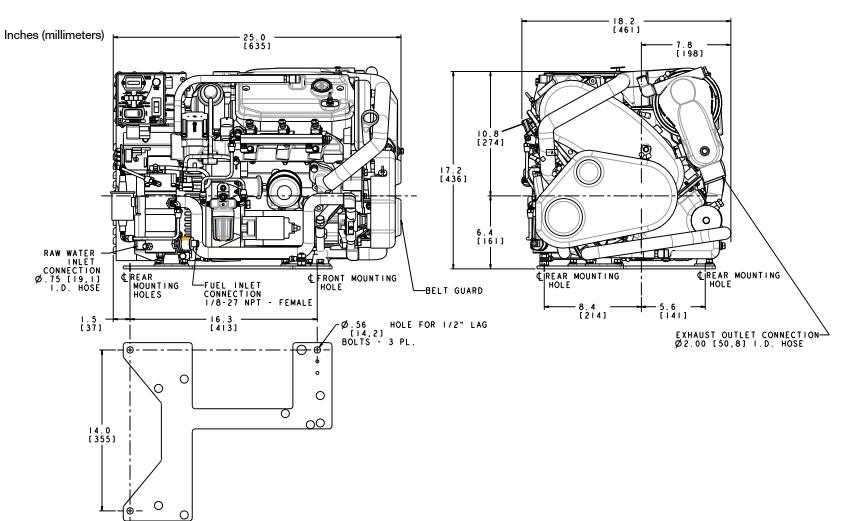 Westerbeke 5 0 Bcg Wiring Diagram : 33 Wiring Diagram